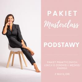 Pakiet Masterclass: Podstawy