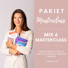 Pakiet MIX 6 Masterclass